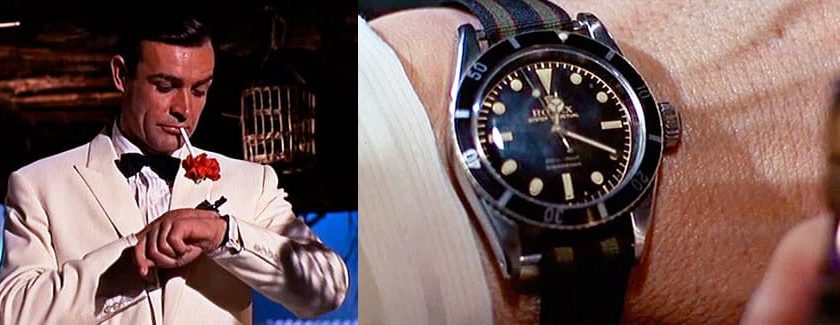 Sean Connery Imitazioni Rolex Submariner
