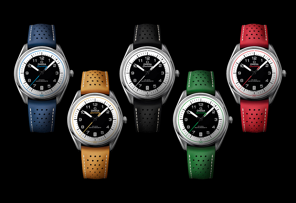 Replica Omega Seamaster Olympic Games