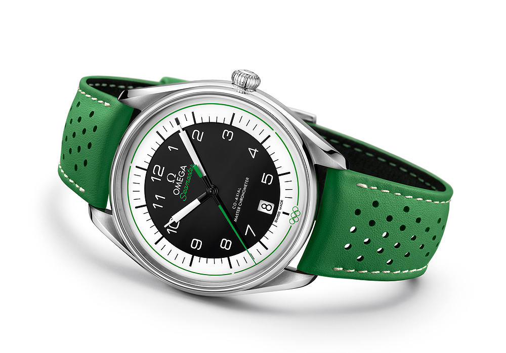 Replica Omega Seamaster Olympic Games Verde