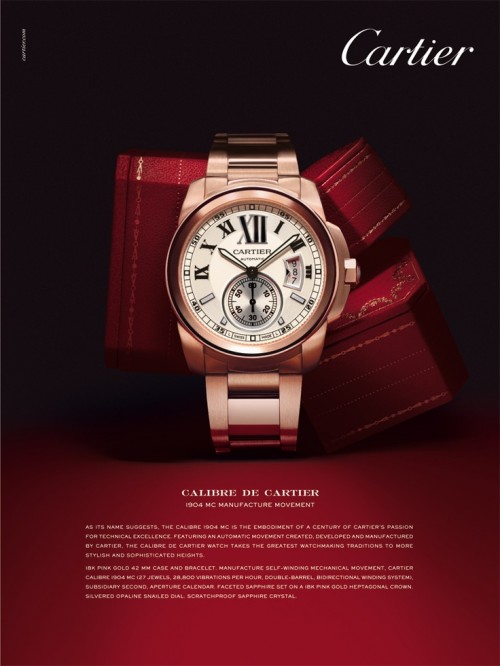 Replica Orologi Cartier Calibre De Cartier