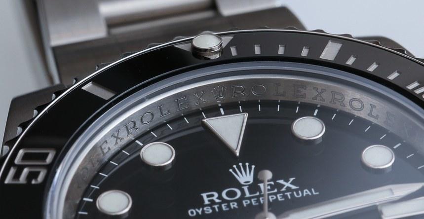 Rolex Submariner 114060 Replica