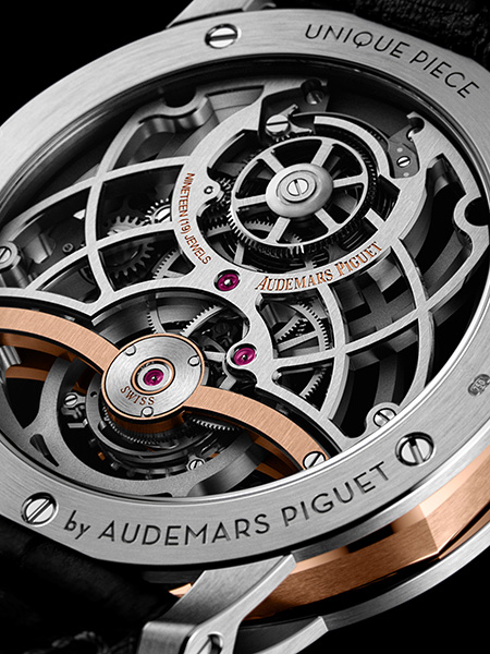 only watch audemars orologi
