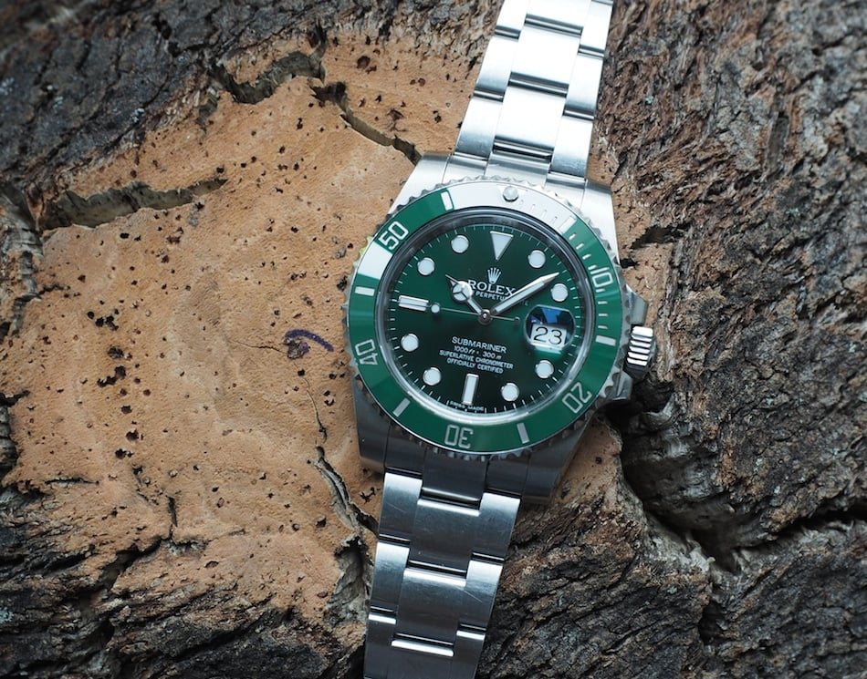 Repliche Rolex Submariner Hulk 16610LV