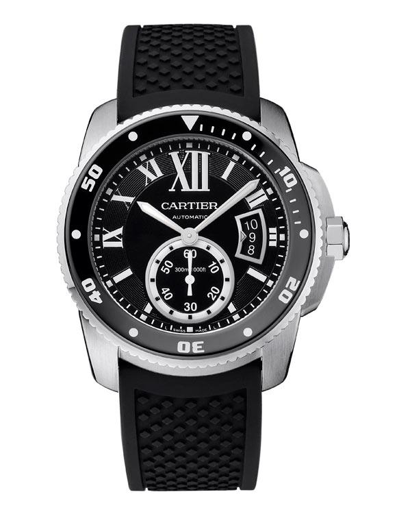 Cartier Calibre Diver Replica