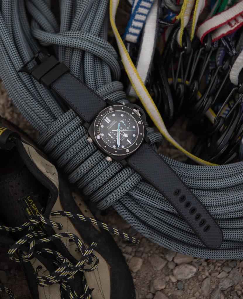 Panerai Submersible Chrono Flyback JimmyChin Replica